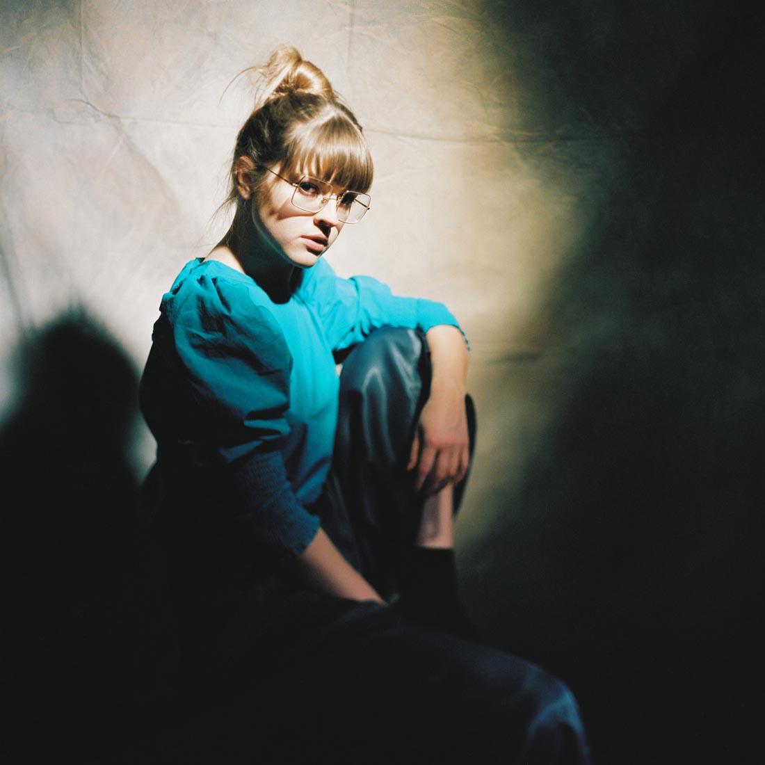 Amelia zdjęcie analogowe